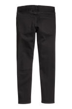 Super Skinny Low Jeans - Denim negro - HOMBRE | H&M ES 3