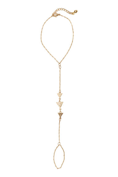 Hand chain - Gold - Ladies | H&M IE 1