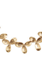 Short necklace - Gold - Ladies | H&M CN 2