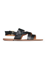 Sandals - Black - Ladies | H&M GB 1