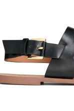 Sandals - Black - Ladies | H&M GB 4