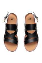 Sandals - Black - Ladies | H&M GB 2