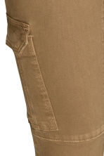 Cargo pants - Dark beige - Ladies | H&M CN 3