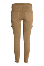 Cargo pants - Dark beige - Ladies | H&M CN 2