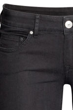 Slim Low Jeans - Nero - DONNA | H&M IT 6