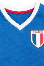 Football shirt - Blue/France - Kids | H&M CN 3