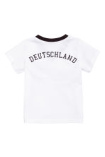 Football shirt - White/Germany - Kids | H&M CN 2