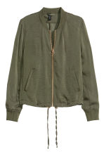 Bomber - Verde kaki -  | H&M IT 2