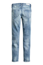 Skinny Fit Generous Size Jeans - Light denim blue - Kids | H&M CN 2