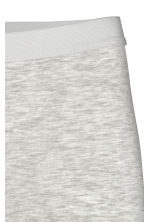 Lyocell leggings - Light grey marl - Ladies | H&M CN 3
