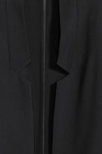 Long jacket - Black - Ladies | H&M CN 3