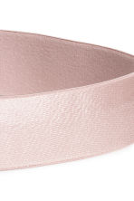 Elastic hairband - Powder pink - Ladies | H&M CN 2