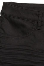 Shorts in twill - Nero - DONNA | H&M IT 3
