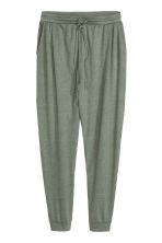 Joggers - Khaki green - Ladies | H&M CN 2