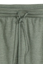 Joggers - Khaki green - Ladies | H&M CN 3