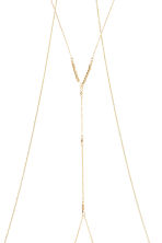 Body jewellery - Gold - Ladies | H&M CN 2