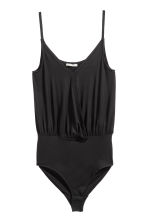 Jersey body - Black - Ladies | H&M CN 2