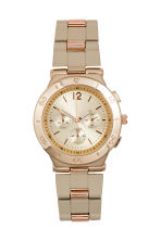 Watch - Rose gold - Ladies | H&M CN 1