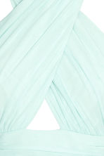 Halterneck dress - Mint - Ladies | H&M CN 3