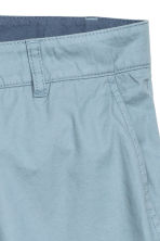 Cotton shorts - Blue - Men | H&M CN 3