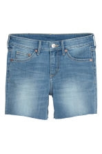 Shorts in jeans Regular waist - Blu denim - DONNA | H&M IT 2
