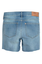 Shorts in jeans Regular waist - Blu denim - DONNA | H&M IT 3