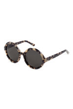 Polarised sunglasses - Tortoise shell - Ladies | H&M GB 1