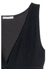Textured body - Black - Ladies | H&M CN 3