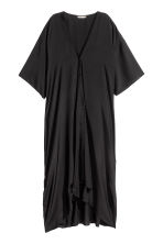 Oversized dress - Black - Ladies | H&M GB 2