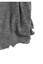 Jersey scarf - Dark grey marl - Men | H&M CN 2