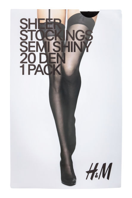 20 denier nylon stockings