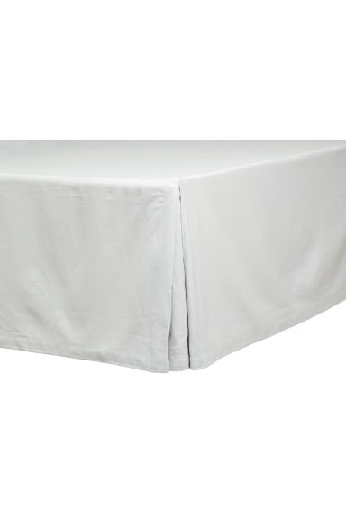 Valance, double - Light grey - Home All | H&M CN 1
