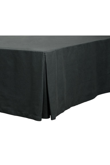 Valance, single - Anthracite grey - Home All | H&M CN 1