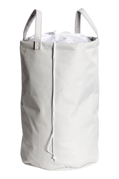 Laundry bag - Light grey - Home All | H&M IE