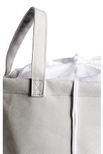 Laundry bag - Light grey - Home All | H&M CA 2