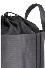 Laundry bag - Dark grey - Home All | H&M CN 2
