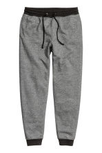 Sweatpants - Dark grey marl - Men | H&M CN 3