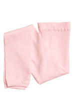 2-pack microfibre leggings - Light pink -  | H&M 3