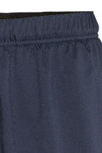 Running shorts - Dark blue - Men | H&M CN 3