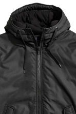 Padded jacket - Black - Men | H&M 5