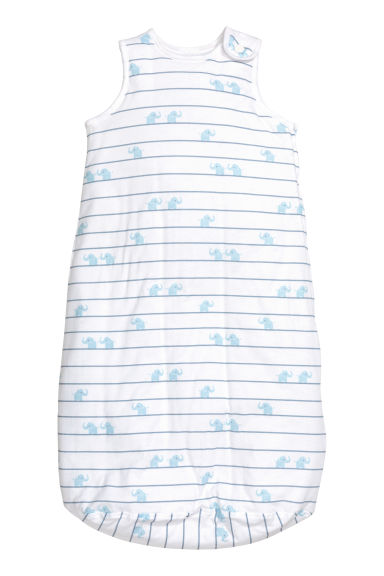 Sleeping sack - White/Elephants -  | H&M CN 1