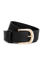 Belt - Black/Gold - Ladies | H&M 1