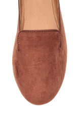 Loafers - Brown - Ladies | H&M CN 3