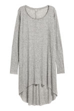 Long top - Grey - Ladies | H&M CN 2