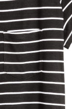 Jersey top - Black/Striped - Ladies | H&M CN 3