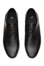 Derby shoes - Black - Men | H&M CN 3