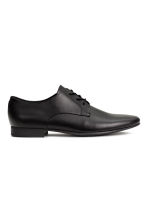 Derby shoes - Black - Men | H&M CN 2