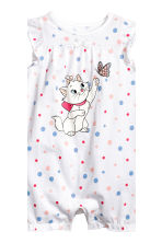 2-pack all-in-one pyjamas - Light pink/Aristocat - Kids | H&M CN 3