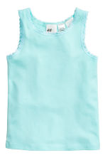 2-pack tops - White/Frozen - Kids | H&M 2