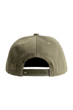 Cotton-blend cap - Khaki green - Men | H&M CN 2